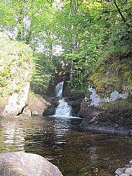 Lussa Waterfall