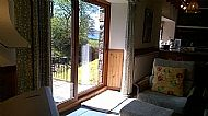 Patio Doors at Sitting Area