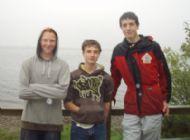 Gunn Trophy Lochcarron B team