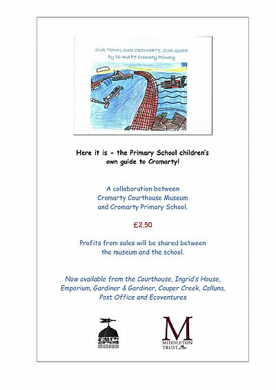 children's guidebook to cromarty
