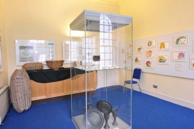 cromarty courthouse museum displays