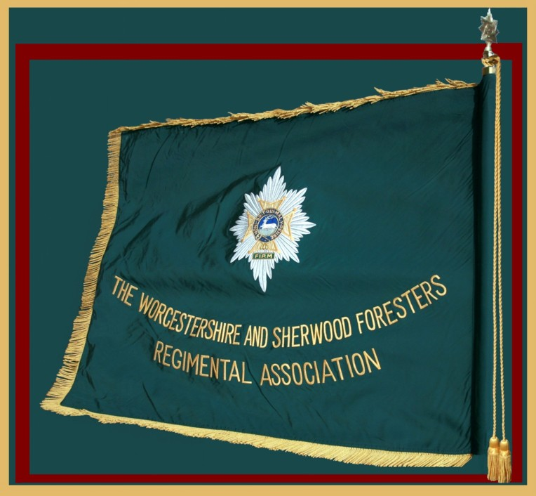 Worcestershire & Sherwood Foresters(Worcester Branch)