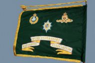Worcestershire Regiment Association Standard