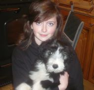 Libby with Katie