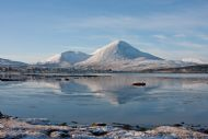 Broadford and Beinn na Callich from Waterloo