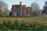 The Grange in Spring