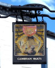 Cambrian Vaults.