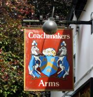 Coachmakers Arms, Newport Pagnall, Bucks.