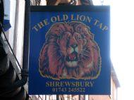 Old Lion Tap.
