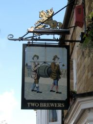 Two Brewers, Olney, Bucks.