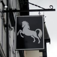 The White Horse,
