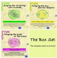 Box Set - complete series of 3 CDs