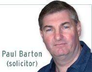 paul barton, solicitor - one-to one, immediate and affordable legal advice service