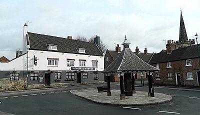 wollaton village square