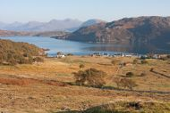 The township of Milton just a few miles beyond Shieldaig