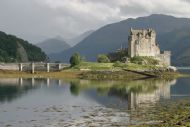 Eilean Donan Castle by Dornie, Scotland's favourite castle
