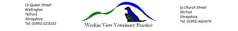Wrekin View Veterinary Practice