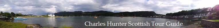 Charles Hunter Scottish Tour Guide