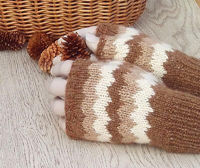 pure alpaca gloves igag design by roses workshop