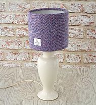 Small round lampshade