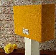 Medium rectangular lampshade