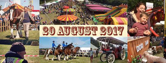 pdc uk - buckham fair, sunday 20th august 2017