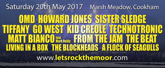 pdc uk - let's rock the moor - saturday 20th may 2017