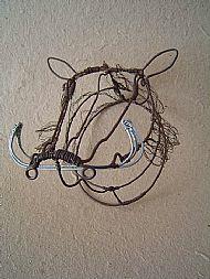 Snare Sculpture