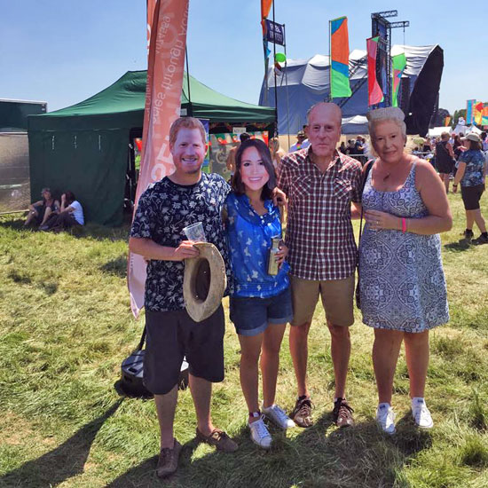 pdc uk at rock the moor 2018 (10th anniversary)