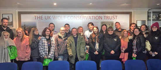 ukwct & pdc-uk at berkshire agric. college