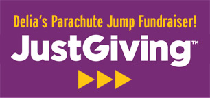 delia's pdc uk parachute jump - 4th september - please donate