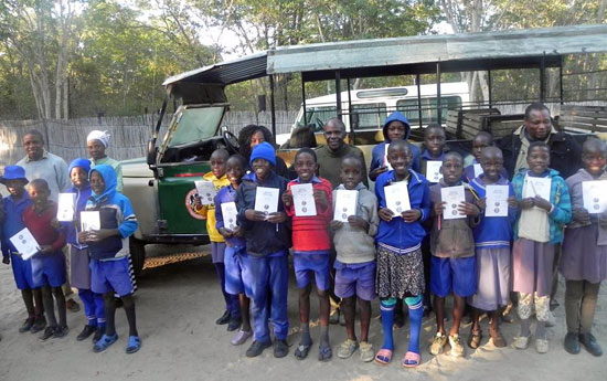 gundwane school, lupane (funded by pdc-uk)