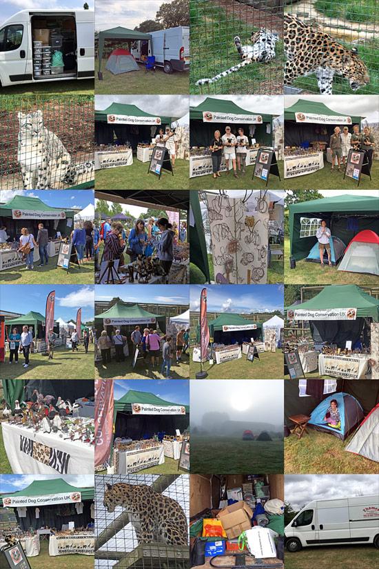 wildlife heritage foundation - pdc uk photo montage