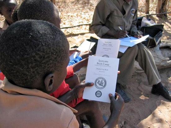 2017 children's bush camps, hwange national park, zimbabwe