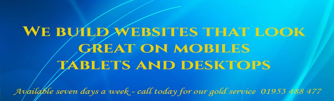 get in touch today for a norfolk web designer - you'll be glad you did!
