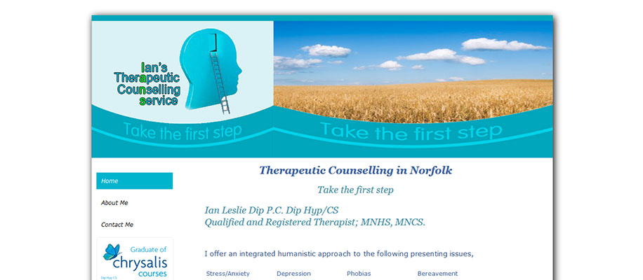 ian's therapeutic counselling service