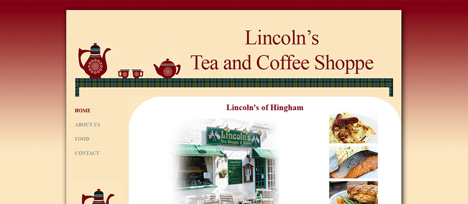 lincoln's tea shoppe
