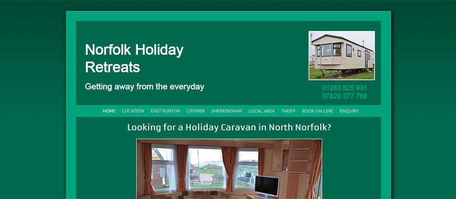 norfolk holiday retreats
