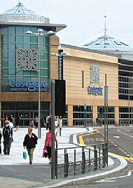 eastgate shopping centre, inverness
