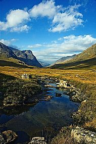 Pass of Glencoe, Summer