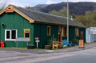 Whistle Stop Cafe, Kinlochewe