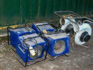 Fan Air Dryers