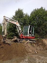 5 Ton Digger