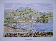 Ben Nevis Signed Print