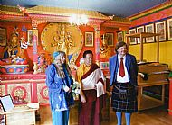 Our Wedding at Samye Ling 2010