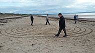 Labyrinth on the Seashore