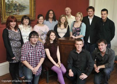 bbc young traditional musician 2010 semi finalists at wiston lodge - copyright of lindsay addison
