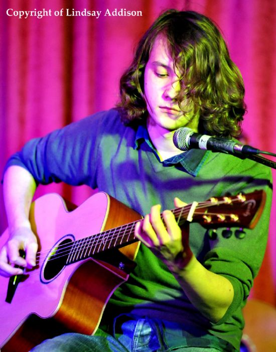 jack hinks at the elphinstone hotel, biggar