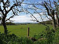 View towards flint N,Wales