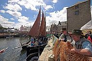 scottish traditional boat festival by marc hindley
